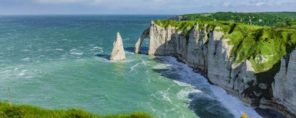 Un voyage en Normandie